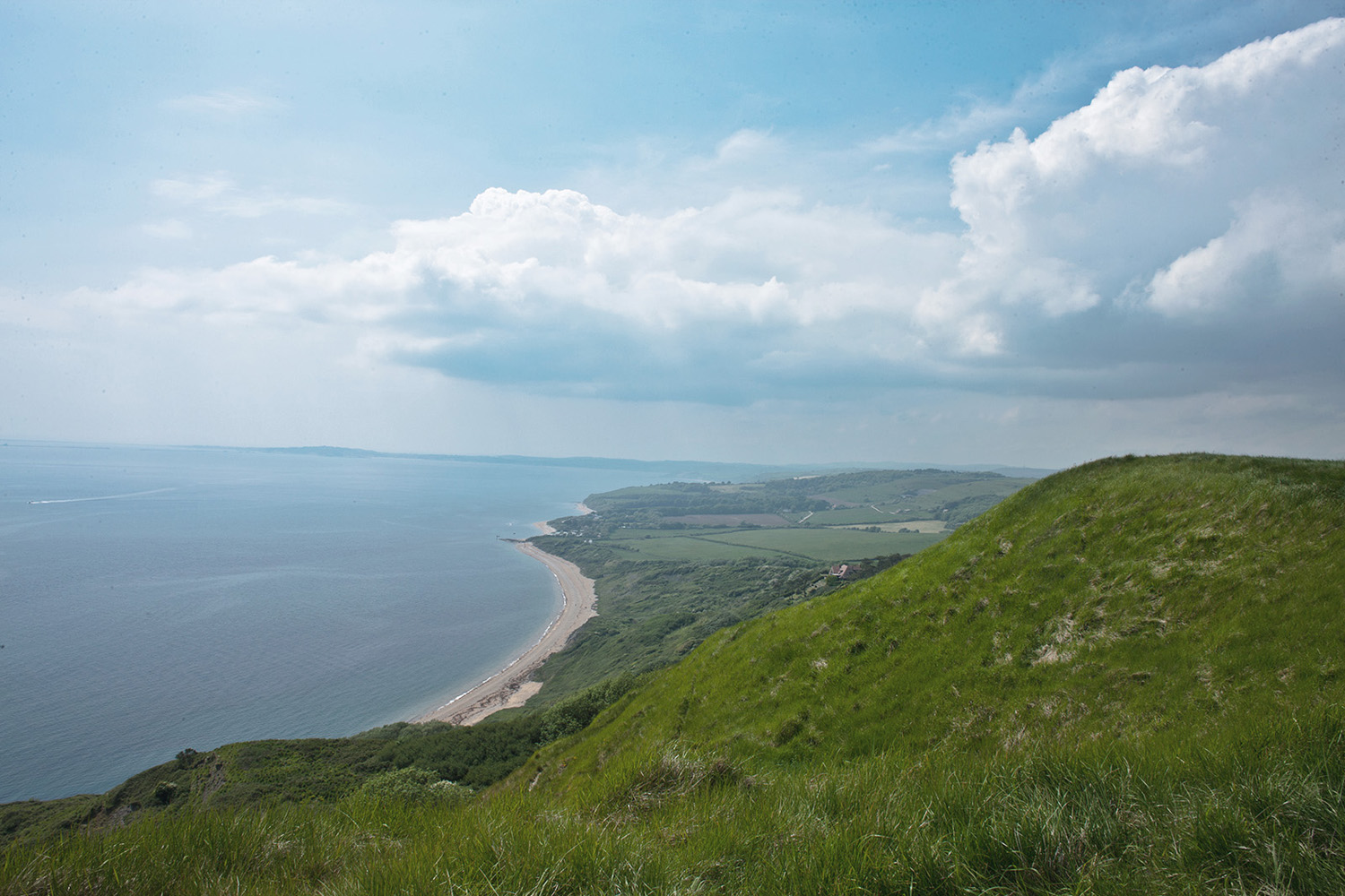 Walking the South-West Coastal Path